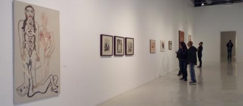 Museo Universitario del Chopo. Carlos Arias