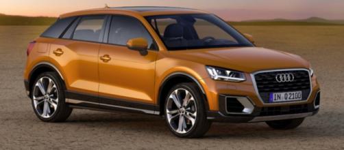 Nuovo Audi Q2 suv compatto della casa tedesca