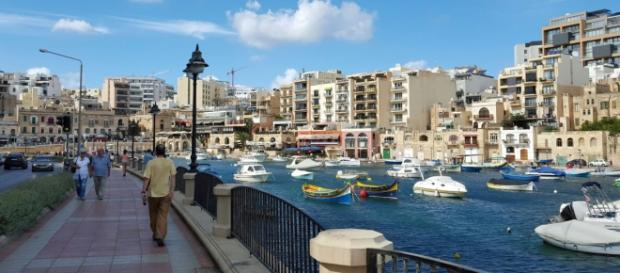 Aprender inglés en Malta: San Julians