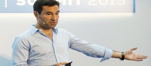 Diego Dzodan, executivo do Facebook (Reprodução)