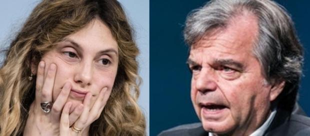 Il Ministro Madia e Renato Brunetta