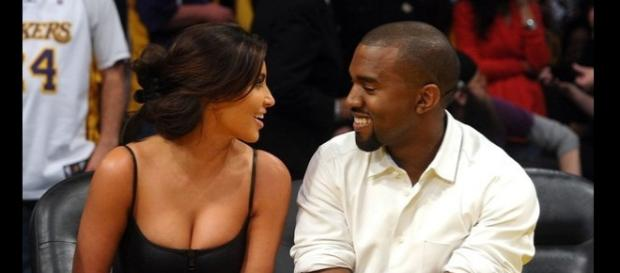 Kim shares Kimye's sweet first date video