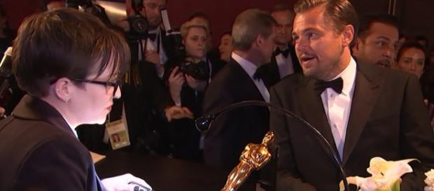 Leonardo DiCaprio ganha o Oscar de melhor ator