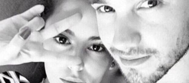 Liam Payne und Cheryl Fernandez-Versini in love