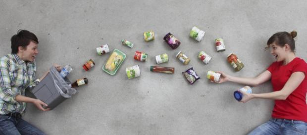ONG dinamarquesa quer combater o desperdício.