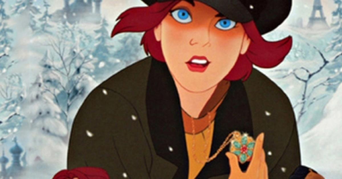 Anastasia cartone animato u best fan art images in