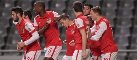 SC Braga joga com o vice-líder do campeonato turco
