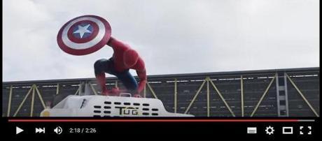 Segundo trailer de 'Capitán América: Civil War'