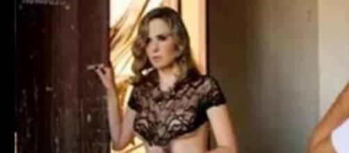 Ana Paula é convidada para posar nua