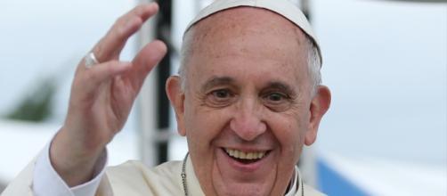 Jorge Mario Bergoglio: o Papa Francisco.