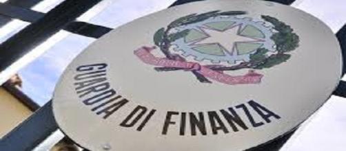 Lo stemma della Guardia di Finanza
