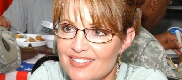 Former Alaska Gov. Sarah Palin (Wikipedia DOD)