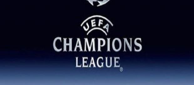 Fot: Logo Champions League. Logo Ligi niemieckiej