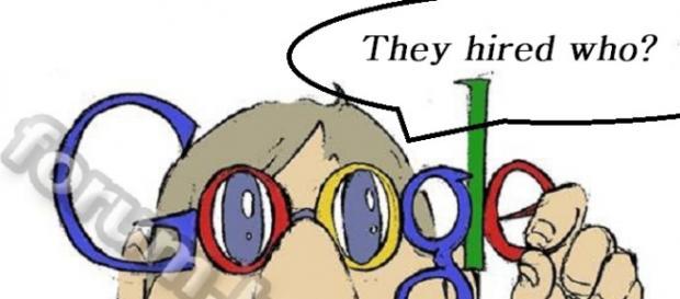 I heard Google is hiring a hacker.