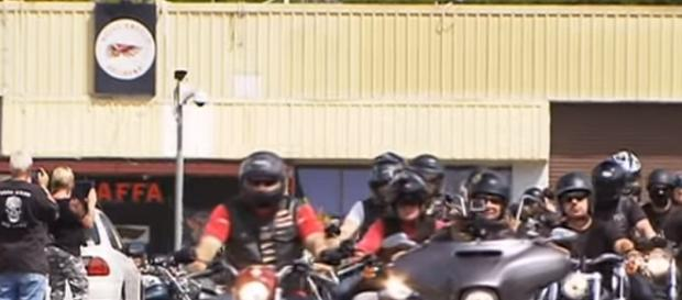 Hells Angels in Australien (Quelle YouTube)