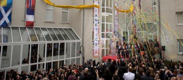 Inauguracion de la gran sede en Bruselas