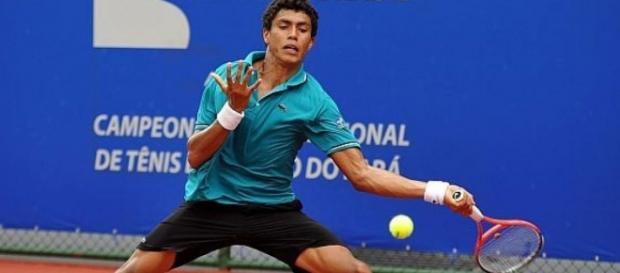 Thiago Monteiro está ainda mais próximo do top 200
