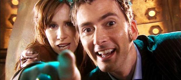Doctor Who: il Decimo Dottore con Donna Noble