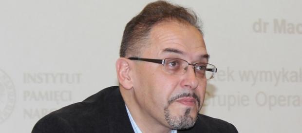 Dr Maciej Korkuć (fot. Instytut Pamięci Narodowej)