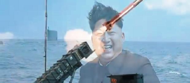 El peligroso lider norcoreano Youtube