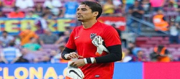 Guillermo Ochoa juega debuta en La Liga BBVA