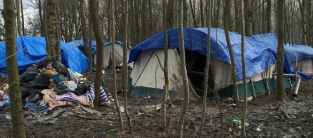 """Imigranții au creat noi """"jungle"""" lângă Calais"""