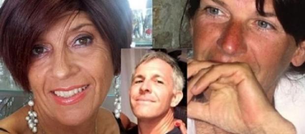 Manuela Cacco, Freddy Sorgato e Isabella Noventa