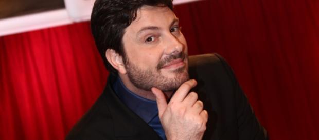 O humorista Danilo Gentili é corintiano fanático