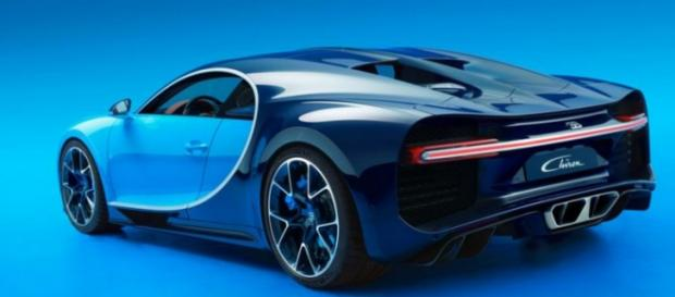 The new Bugatti Chiron has 1,479 horsepower.