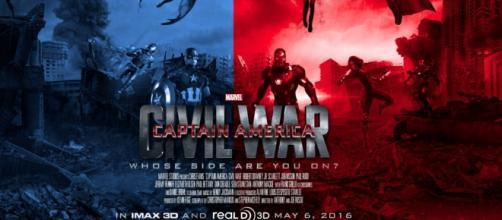 Capitán América: Civil War, nuevo trailer