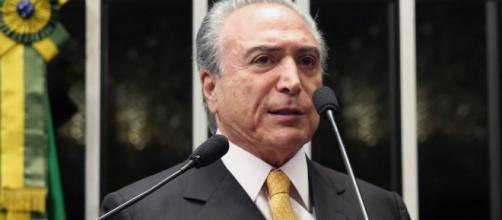 Michel Temer é o vice-presidente da República
