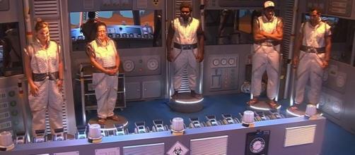 'Missão Espacial BBB' (Foto: Reprodução/GShow)