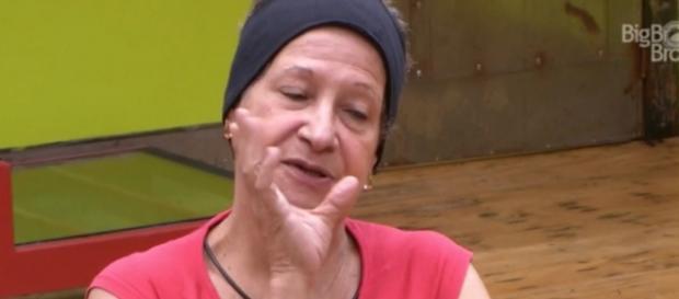 Dona Geralda enfrenta Matheus no BBB