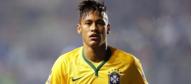Neymar é o atual capitão da Seleção Brasileira