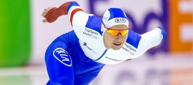 O patinador Kulizhnikov testou positivo no doping