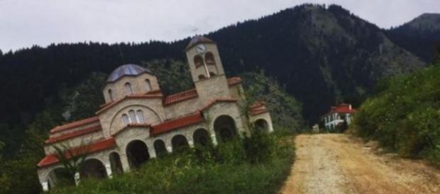 Ropoto, uma vila fantasma na Grécia