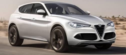 Alfa Romeo Stelvio by INDAV Design