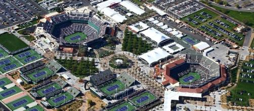 Indian Wells venues/ Photo: Wikimedia Commons