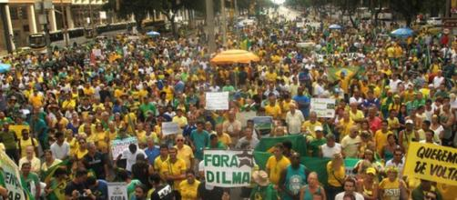 Protestos acontecerão pelo Brasil neste domingo