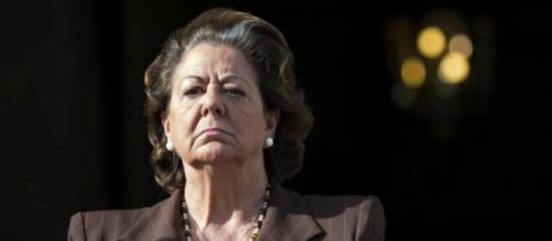 Rita Barberá, ex-alcaldesa de Valencia. EFE.