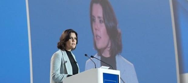 Ex-ministra da Agricultura é a sétima líder do CDS