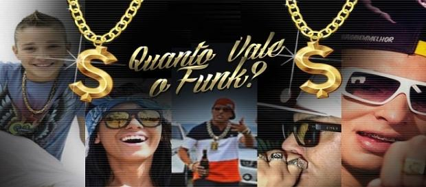 Foto: Portal R7. Funk Ostentação