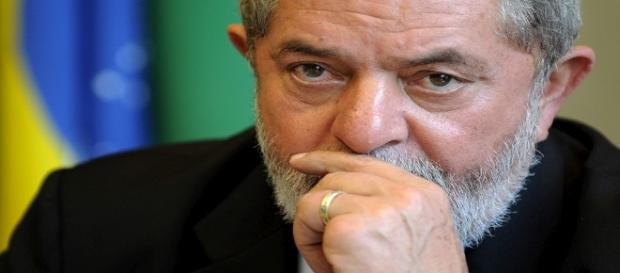 Lula: acusado de crime contra a União
