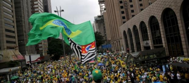 Protesto entra para a história do Brasil