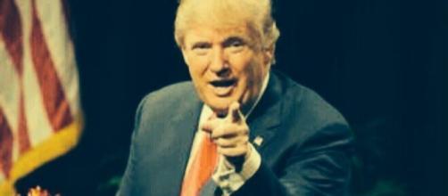 Donald Trump en una foto de BBC