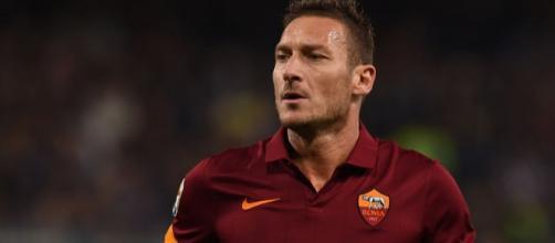 Francesco Totti ad un passo dall'addio