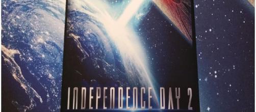 Independence Day 2 al cinema il 23 giugno 2016.
