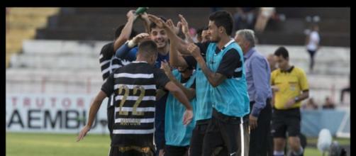 Maycon pode ser titular Corinthians/Divulgação