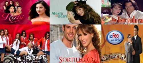 Novelas mexicanas exibidas pelo SBT.
