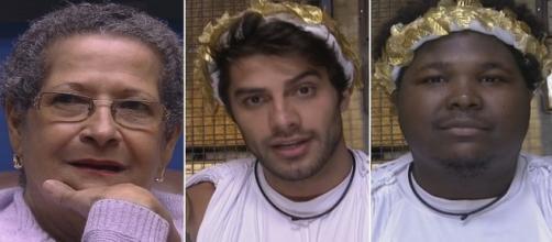 Paredão triplo - Geralda e Renan são mais votados
